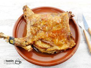 Hoy compartimos con todos vosotros otra de nuestras recetas estrella...Receta Cordero lechal - Tupy receta - Comida a domicilio - Te llevamos la comida a casa