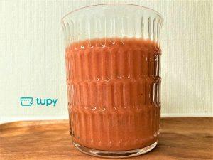 Receta Tupy del gazpacho - El tazón maravilla - TUPY - Gazpacho - Recetas de verano - Comida casera a domicilio