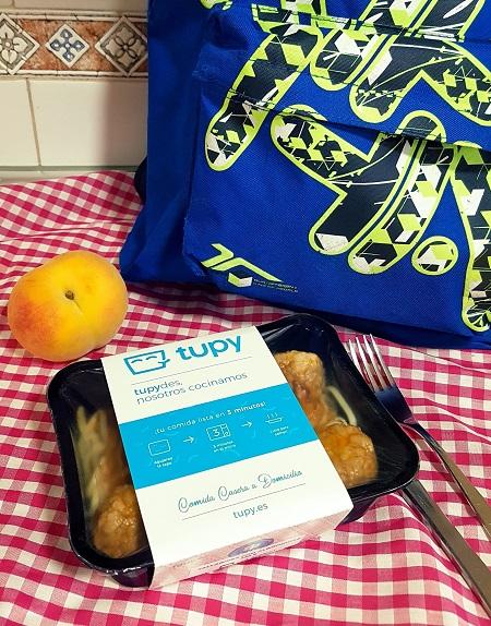 La vuelta al cole con TUPY es más sencilla - Alimentación rica y sana para tus hijos - TUPY