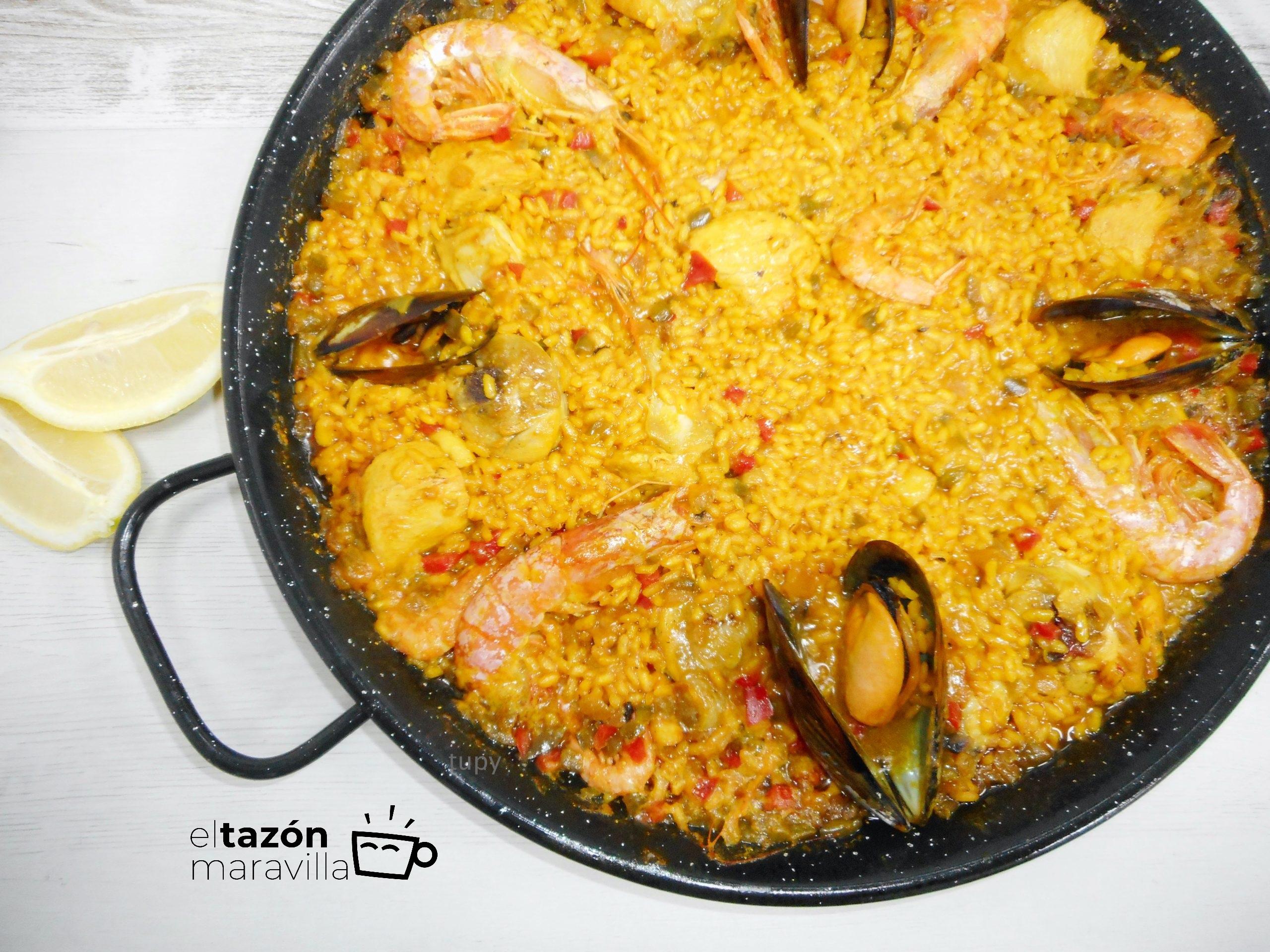 Parece que han gustado los arroces Tupy en Aranjuez - Recibimos felicitaciones por nuestro arroz - Tupy - Tupy Aranjuez - Comida casera a domicilio
