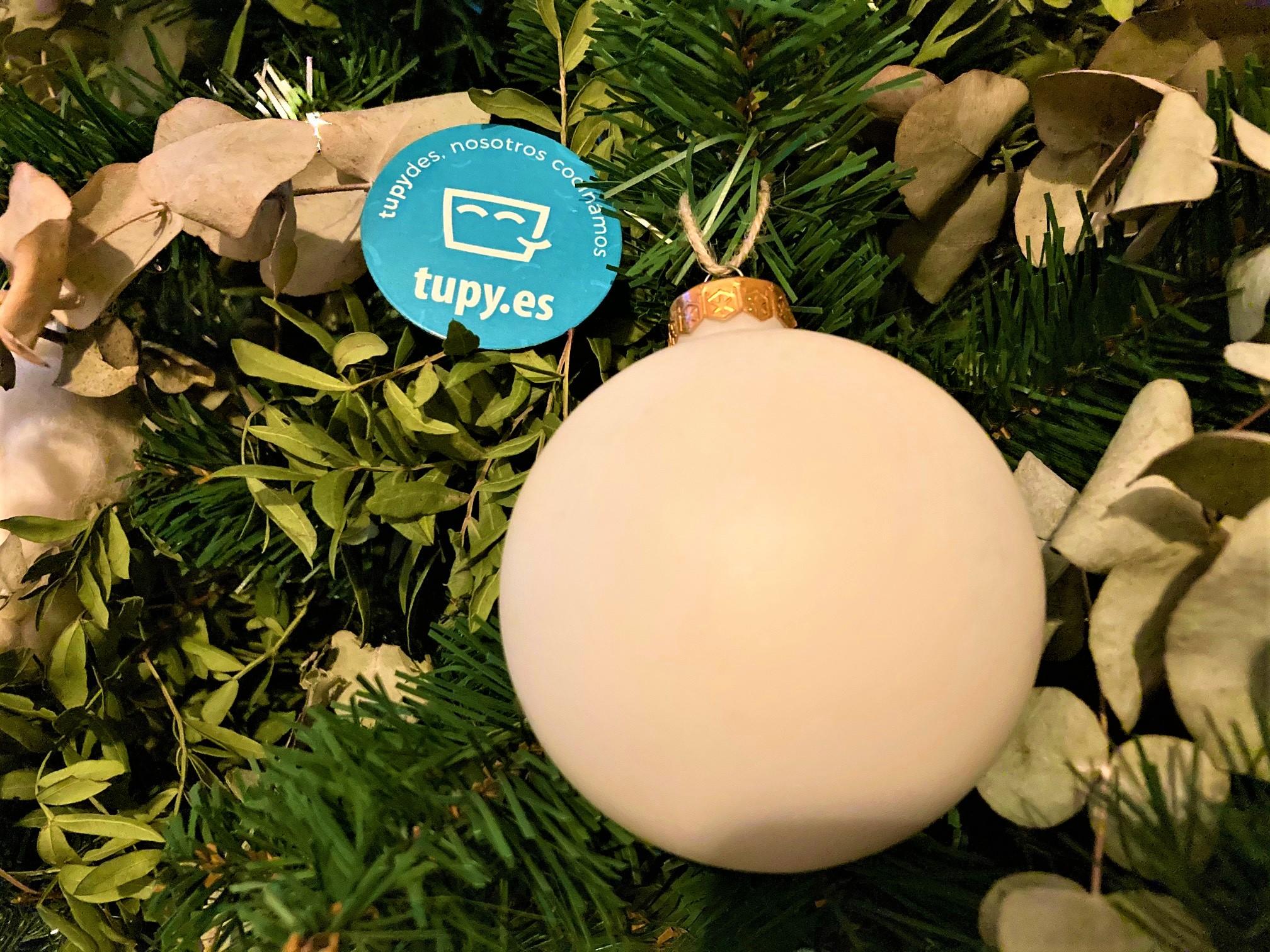 Tupy os desea Feliz Navidad - De todo el equipo de Tupy - El tazón maravilla - Navidad 2020 - Navidad con Tupy